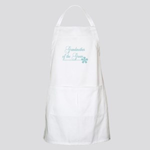 Grandmother of Groom BBQ Apron