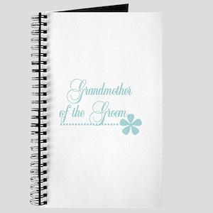 Grandmother of Groom Journal