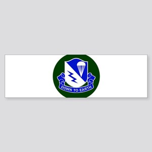 507th_infantry_regiment_airborne_du Bumper Sticker