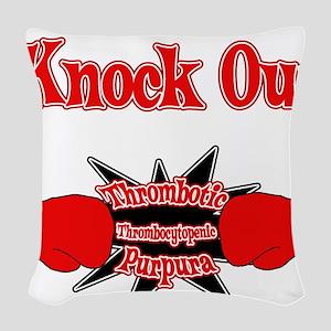 Knock Out Thrombotic Thrombocytopenic Purpura red.
