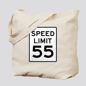55-MPH Speed Limit Day Tote Bag