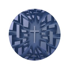 Abstract 3D Christian Cross 3.5