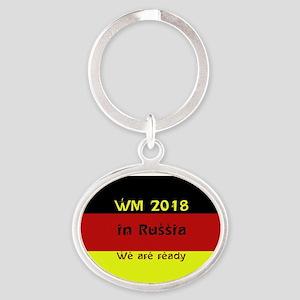 WM 2018 in Russia Keychains