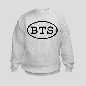 BTS Oval Kids Sweatshirt