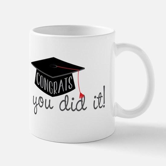 You Did It! Mugs