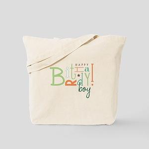 Birthday Boy! Tote Bag