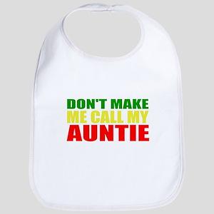 Auntie kid Bib