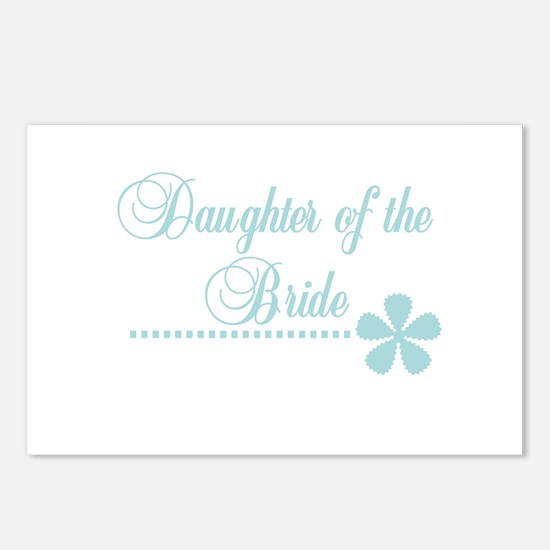 Daughter of the Bride Postcards (Package of 8)