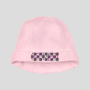 FOXY HAIR STYLIST baby hat