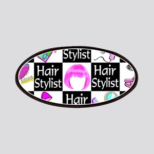 FOXY HAIR STYLIST Patches