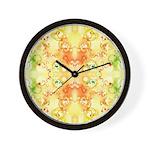 Cellular Hopscotch Wall Clock