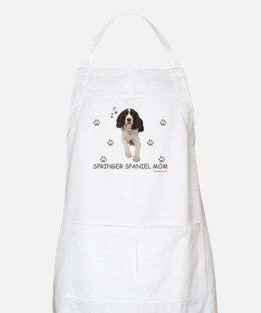 Springer Spaniel Mom Apron