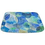 Aquatic Abstract Bathmat