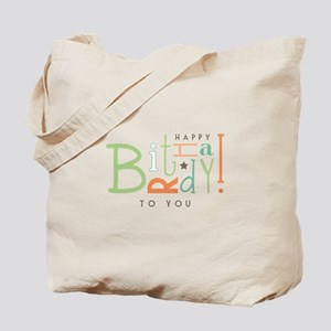 Wishing Happy Birthday! Tote Bag