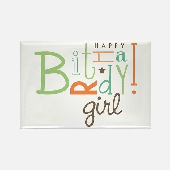 Birthday Girl! Magnets