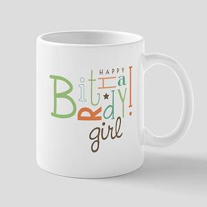 Birthday Girl! Mugs