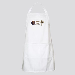 Benedictine Oblate Apron