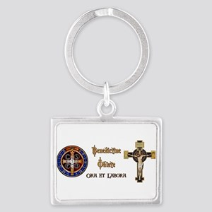 Benedictine Oblate Keychains