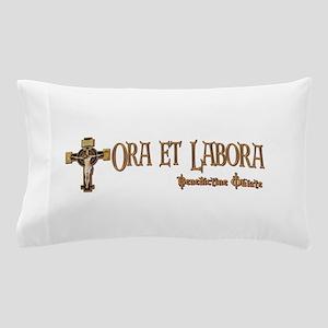 Benedictine Oblate Pillow Case