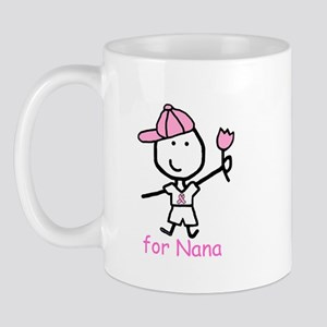 Pink Ribbon - Nana2 Mug