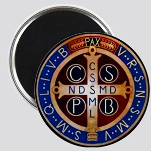 Benedictine Medal Magnets