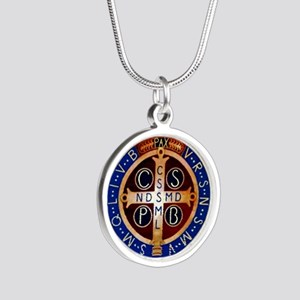 Benedictine Medal Necklaces