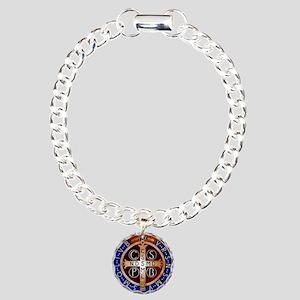 Benedictine Medal Bracelet