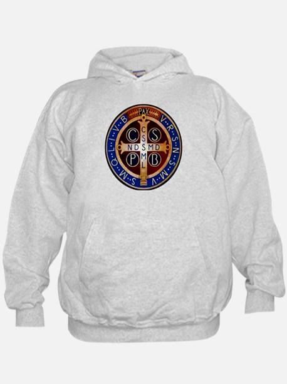 Benedictine Medal Hoodie