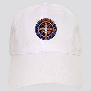 Benedictine Medal Baseball Cap