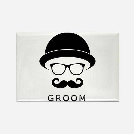Groom Magnets