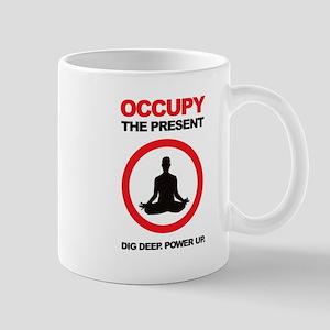Occupy the Present Mugs