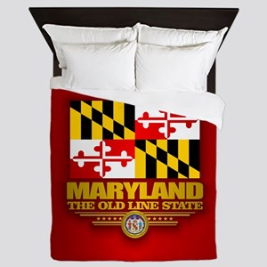 Maryland (v15) Queen Duvet