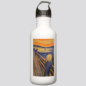 Famous Paintings: The Scream Water Bottle