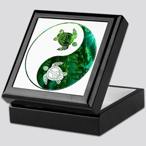 Yn Turtle-03 Keepsake Box
