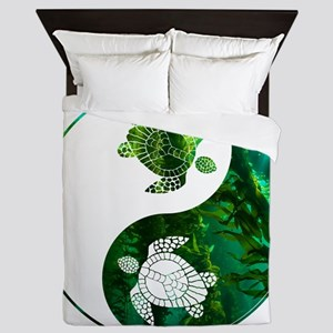 YN Turtle-03 Queen Duvet