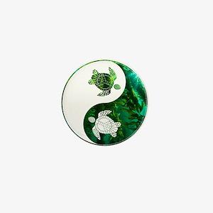 YN Turtle-03 Mini Button
