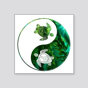 YN Turtle-03 Sticker