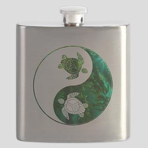 YN Turtle-03 Flask