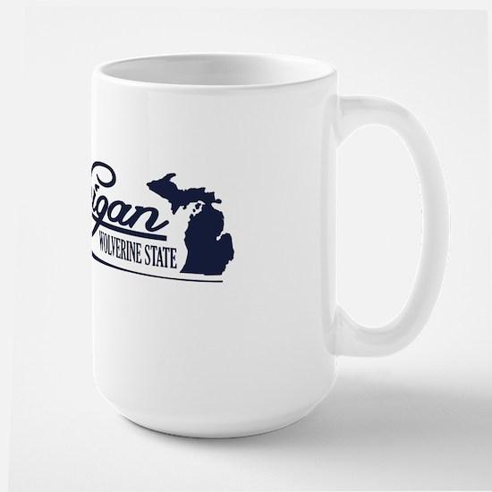 Michigan State of Mine Mugs