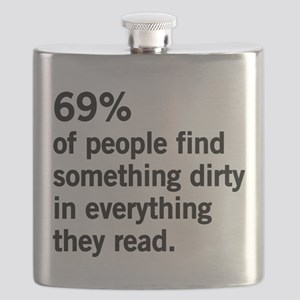 69% of people find something dirty in everything t