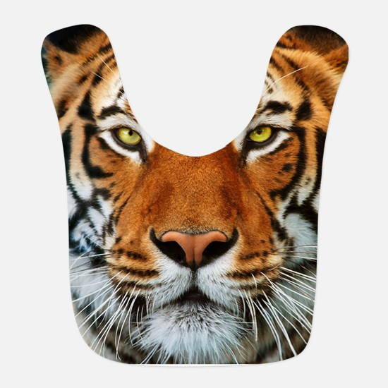 Tiger in Water Photograph Bib