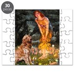 5.5x7.5-MidEve-GoldBanj Puzzle