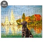 Regatta - Chocolate Labl 11 Puzzle