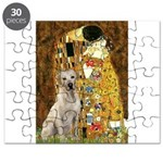 The Kiss-Yellow Lab 7 Puzzle