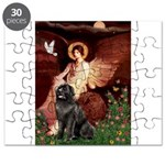 MP-ANGEL1-Newfie-Blk2 Puzzle