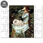 5.5x7.5-Oph2-Peke-G-white4 Puzzle
