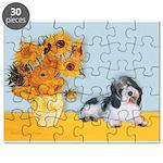 MP-SUNFLOWERS-PBGV 8 Puzzle