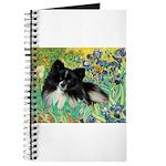 5.5x7.5-Irises-POM-Crush-BW-parti Journal