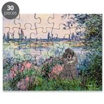 Poodle (8S) - By the Seine Puzzle