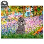 Poodle (8S) - Garden Puzzle